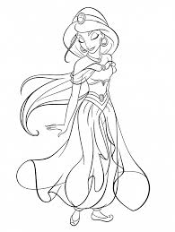 coloring pages amusing jasmine coloring pages 2 ideas collection