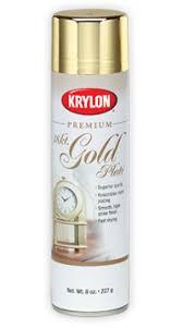 Krylon Transparent Spray Paint - krylon premium metallic spray paint craft spray paint