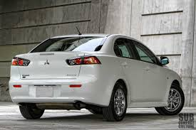 review 2012 mitsubishi lancer se an impreza fighter or an