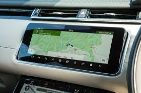 Porsche Cayenne Navigation System - range rover velar vs porsche cayenne vs audi q7 luxury suv mega