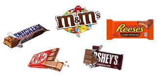 top selling chocolate bars interesting facts about candies just fun facts