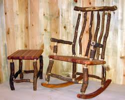 Rustic Livingroom Furniture by Rustic Rocking Chairs Tedxumkc Decoration