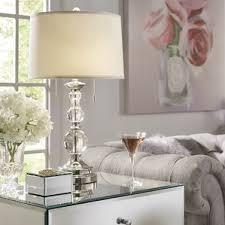 Chandelier Desk Lamp Crystal Table Lamps You U0027ll Love Wayfair