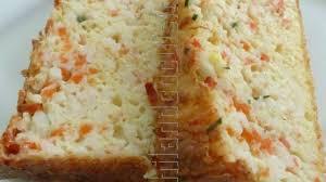 cuisiner le surimi cake moelleux et léger aux miettes de surimi recette par