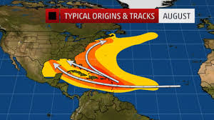 Caribbean Weather Map by Atlantic Hurricane Season To Ramp Up This Month The Weather Channel