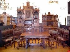 antique dining room sets antique dining sets 1800 1899 ebay