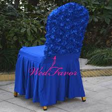 royal blue chair covers royal blue chair covers home image ideas