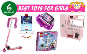 best gifts toys for 6 year old girls 2016 top christmas toys 2016