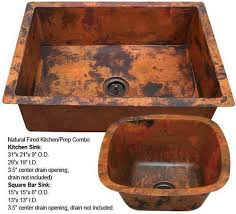Copper Bar Sinks And Faucets Buy The Best Copper Sinks And Copper Tiles In The United States Here