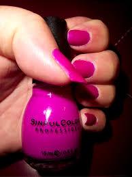 sinful colors nail polish u2013 u201cdream on u201d kmom14 project 365 take a