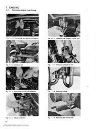 suzuki t125 service manual ebay
