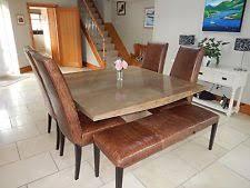 Travertine Dining Table Travertine Table Ebay