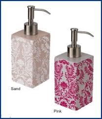 designer seifenspender yg design seifenspender in pink de küche haushalt