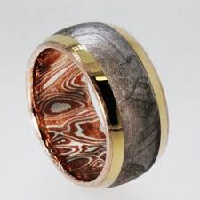 Meteorite Wedding Ring by 47 Best Ring Images On Pinterest Jewelry Jewelry Rings And