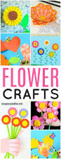 wonderful flower crafts ideas for kids and parents to make easy