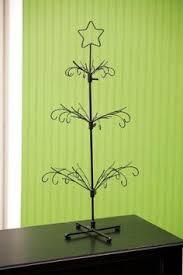 ornament tree tripar international inc silver ornament