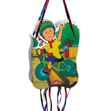 7 best piñatas images on colors caillou and costumes