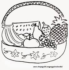 free fruit coloring pages coloring pages kids