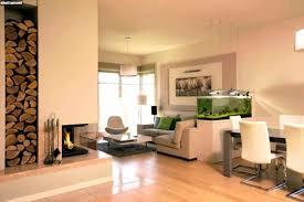 raumteiler wohnzimmer modernes wohndesign kühles modernes haus idee wohnzimmer