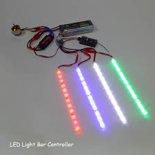 How To Make An Led Light Bar by Led Light Bar Controller For Rc Multirotor Drone As The Picture
