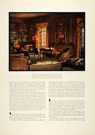 1930 article french architecture household decor furniture la