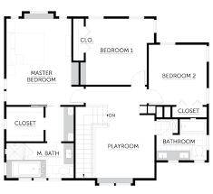 Second Story Floor Plans by Deep Eddy Craftsman Cg U0026s Design Build