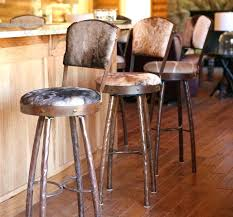 Oak Bar Stool With Back Bar Stool Oak Bar Stool With Back Rustic Wood Bar Stools Rustic