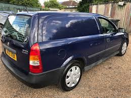 vauxhall astravan envoy cdti 1686cc t diesel 5 speed manual car