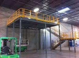 Mezzanine For Your Distribution Center Archives Design Components