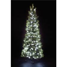 buy 7ft pre lit pop up pine tree with 300 c6 warm white leds from