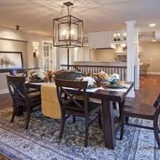 Dining Room Lighting Fixture In This Stunning Dining Room Three Hunt Light Fixtures Are