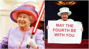 Star Wars Day Meme - may the fourth be with you star wars day sets off with hilarious