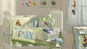 Winnie The Pooh Nursery Bedding Sets Pooh For Hunny 4 Crib Bedding Set Baby Pinterest