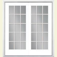 Pella Outswing French Patio Doors by Blinds For French Doors Home Depot 24 In X 36 In Iris Decorative