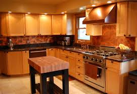 copper backsplash for kitchen 9 eye catching backsplash ideas for every kitchen style