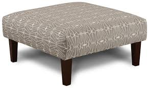 Wayside Furniture Akron Ohio by Fusion Furniture 159 Contemporary Cocktail Ottoman Wayside