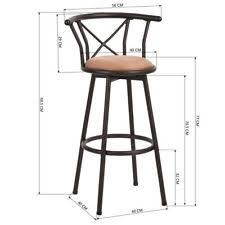 chaise de bar cuisine tabourets et bars américains pour la cuisine ebay