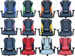 Racing Office Chairs Gt Omega Racing Unveils New Line Of Evo Office Chairs Eteknix
