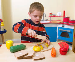 melissa u0026 doug cutting food play food set with 25 hand painted