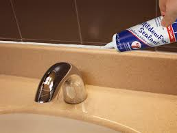 Clear Bathroom Sealant Is That Mold And Mildew In Your Bathroom Under The Caulk Or On Top