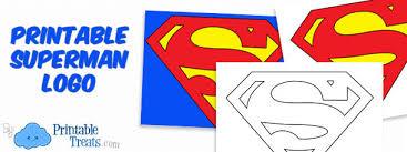 free printable superman logo stencil 12 000 vector logos