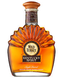 wild turkey kentucky spirit bourbon 750ml bottle american whiskey