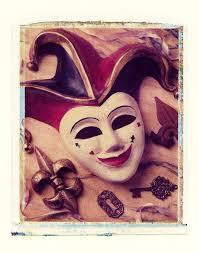 jester mask jester mask photograph by garry