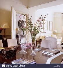 Livingroom Arrangements Living Room Flower Arrangements Purple Sweet Peas55 Easy Flower