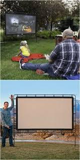 Backyard Outdoor Theater by How To Build An Outdoor Theater In Your Garden Outdoor Theater