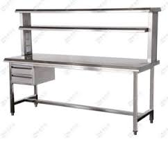 packing table with shelves china instrument packing table china instrument packing table