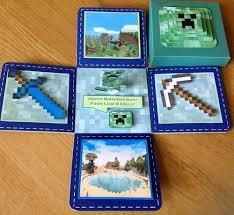 best 25 minecraft birthday card ideas on pinterest minecraft