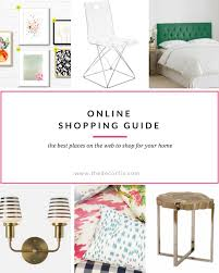 shop for home decor online online shopping guide for home decor
