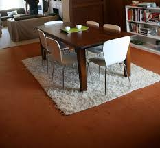 Kitchen Table Rug Ideas Dining Room Area Rugs Ideas Elegant White Drum Shade Pendant Lamp