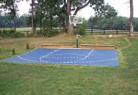Building A Horseshoe Pit In Backyard Backyard Diy Backyard Basketball Court Favored Back Yard